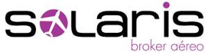 Logo de Solaris Bróker Aéreo